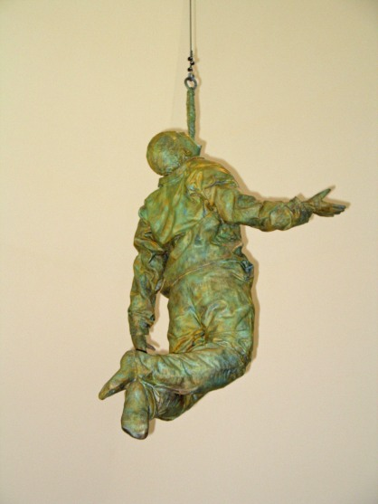 Suspended Figure, Munoz