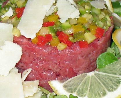 Steak Tartere di Vitello