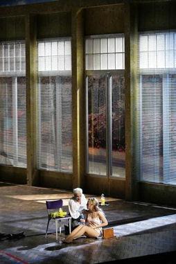 Απο την παρασταση της κρατικης οπερας της Βαυαριας το Νοεμβριο 2007
