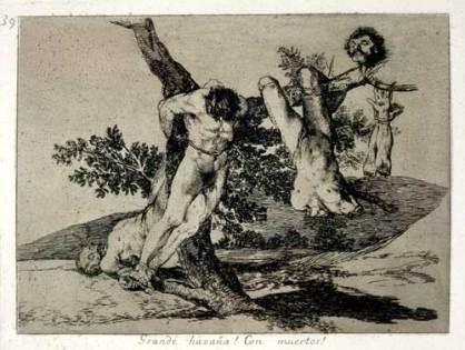 Francisco Goya - War