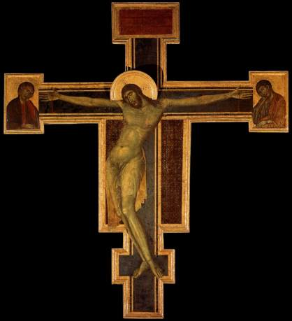 Cimabue Crucifixion