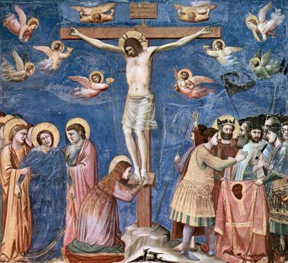 Giotto Crucifixion