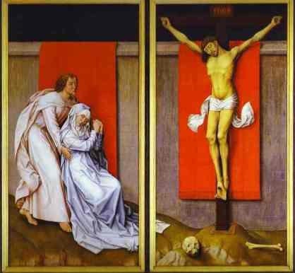 van der Weyden - Diptych