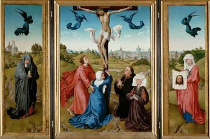 van der Weyden - Triptych