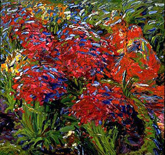 Red Flowers (1906)