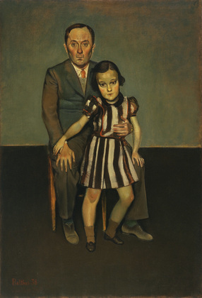 Miro and his daughter Dolores