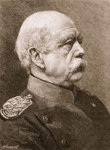 Fuerst Otto von Bismarck