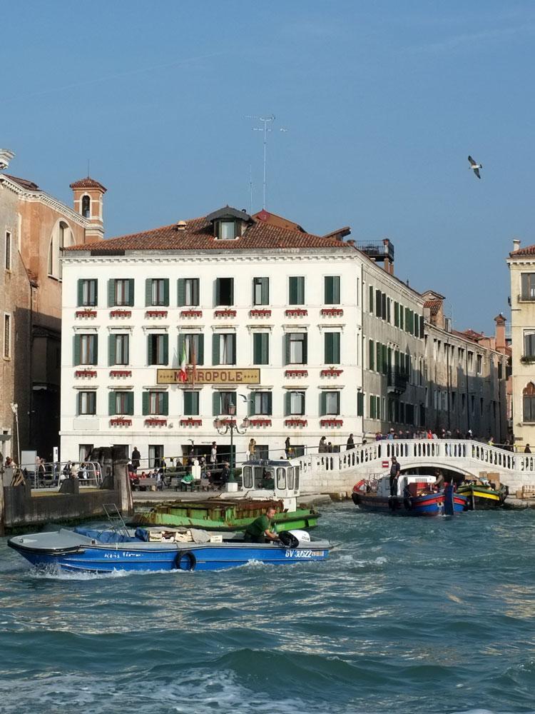 Hotel Metropole Venice Italy