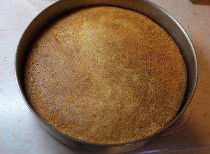 Ravani: Baked