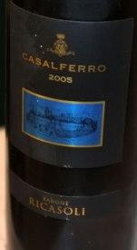 Casalferro 2005, Barone Ricasoli