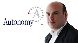 Autonomy's founder Mike Lynch