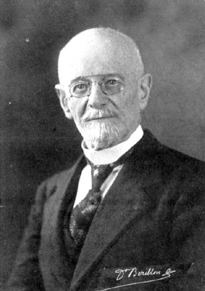 Edgar Berillon, Docteur