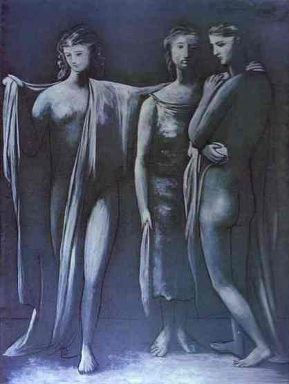 Picasso, The Three Graces, 1925