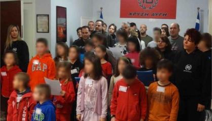 """Golden Dawn's """"Spiritual Awakening"""" Seminars"""