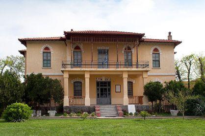 Museum of Balkan Wars, Gefyra, near Thessaloniki