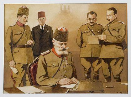 Kenan Messare: The surrender of Thessaloniki