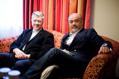 David Lynch and Christian Louboutin. Fetish