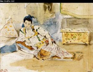 Eugene Delacroix-939428