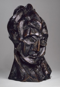 Head of a Woman, 1909