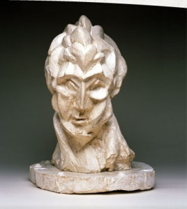 Pablo Picasso (1881-1973) Head of a Woman (Fernande), 1909 Plaster Raymond and Patsy Nasher Collection, Dallas, Texas