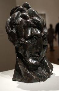 Head of a Woman (Fernande), autumn 1909