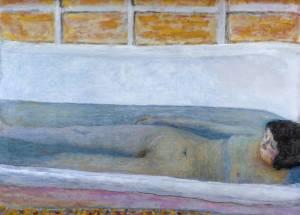 The Bath Baignoire (Le Bain) Date1925  Oil paint on canvas, Tate Gallery, London