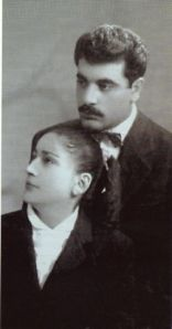 Sevas Hanoum and Stelios Kazantzides