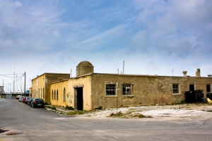 Municipal slaughterhouse in Rhodes - Δημοτικα Σφαγεια Ροδου