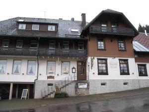 Waldhotel, Ehrenbach