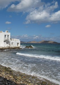 House by the Sea, Naoussa, Paros, Greece