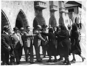 Ο ΝΓΜ στην Ροδο το 1948