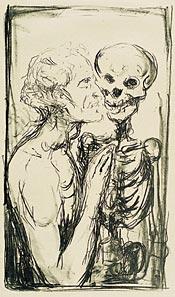 Edward Munch, Dance of Death, 1905