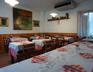 Sala da mangiare, Osteria di Camugnone