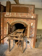 Dachau Concentration Camp - Extermination furnace