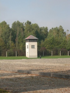 Dachai Concentration Camp - Guard Tower