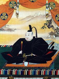 Tokugawa Ieyasu, first shogun of the Tokugawa shogunate