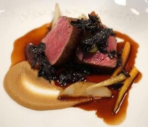 Wilks Restaurant, Aged Beef Tenderloin