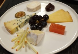 Wilks Restaurant, Selection of Cheeses