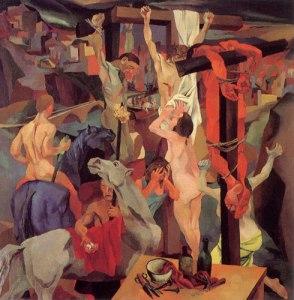 Crucifixion, 1941