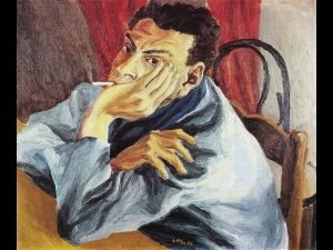 Self-portrait, 1936
