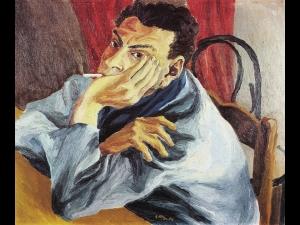 Self-portrait, 1936