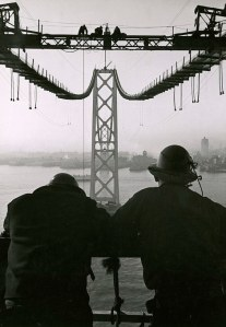 Peter Stackpole; Oakland Bay Bridge