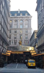 The Savoy Hotel, London