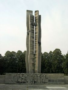 Lodz 1905 Insurrection Monument