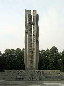 Lodz 1905 Insurrection Monument