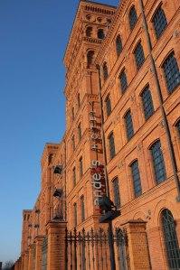 Lodz, Poland, Andel's Hotel