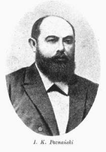 Izrael Kalmanowicz Poznański