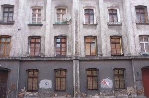Gdanska Street, Lodz, Poland