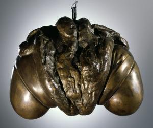 """Louise Bourgeois, """"Janus Fleuri"""", 1968"""