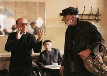 Voyage to Cythera - Angelopoulos directs Katrakis (Spiros)